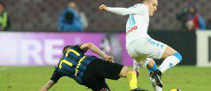 Zielinski centrocampista Napoli
