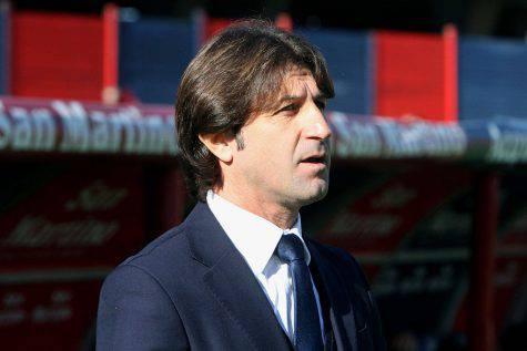 Rastelli allenatore Cagliari