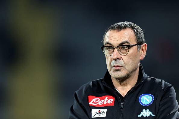 Sarri Napoli © Getty Images
