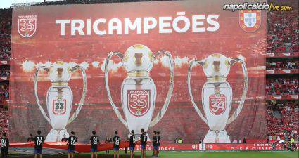 NCLiveCom Benfica-Napoli