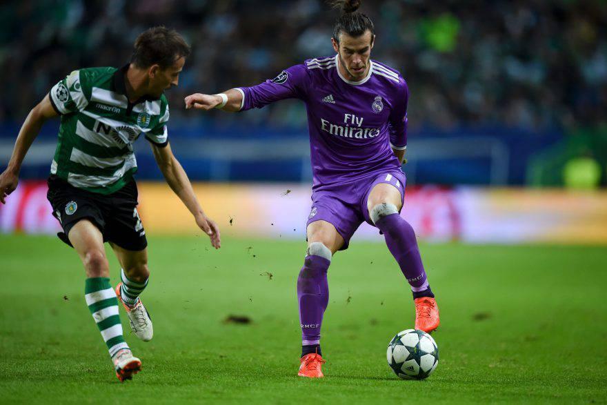 Real Madrid, Bale:
