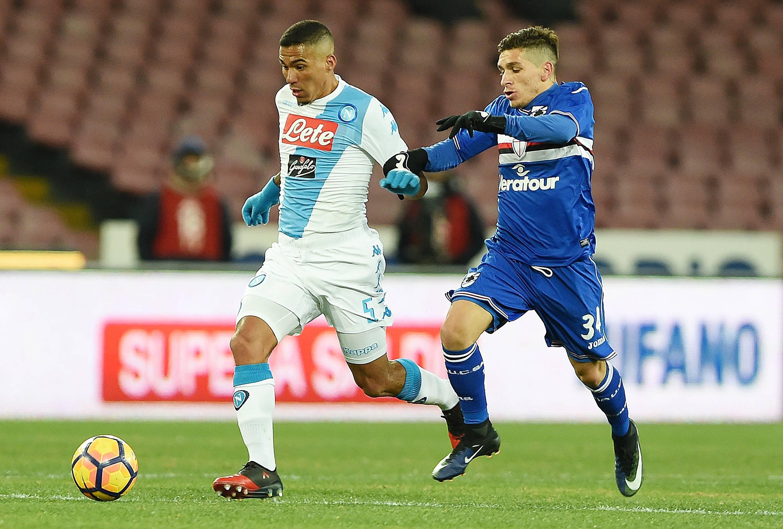 Torreira centrocampista Sampdoria
