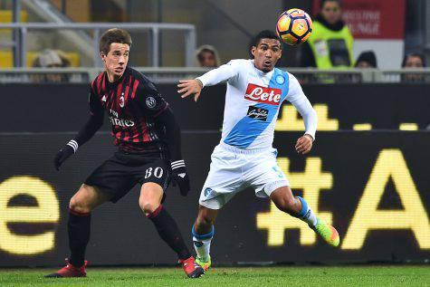 Allan avverte il Napoli: