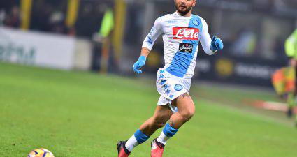 Lorenzo insigne, Napoli ©Getty