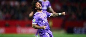 Marcelo in Siviglia-Real Madrid ©Getty