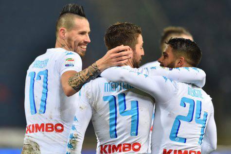 Real Madrid-Napoli, probabili formazioni Champions League: Sarri conferma Mertens al centro dell'attacco