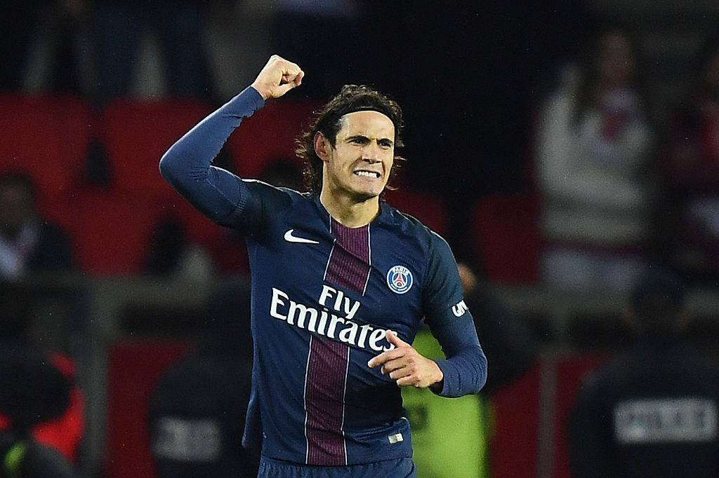 Cavani @Getty Images