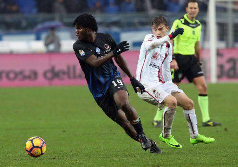 Colpo di calciomercato, Kessié a un passo dalla Roma