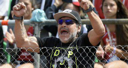 Maradona ©Getty