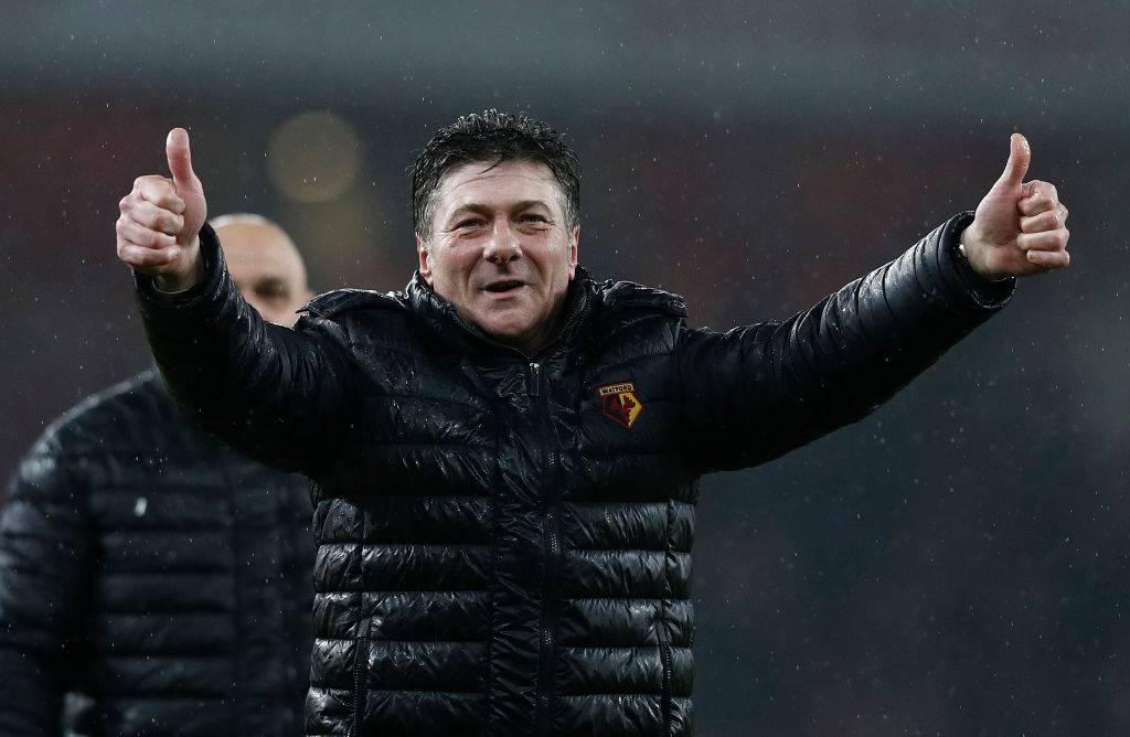 Walter Mazzarri, Watford ©Getty