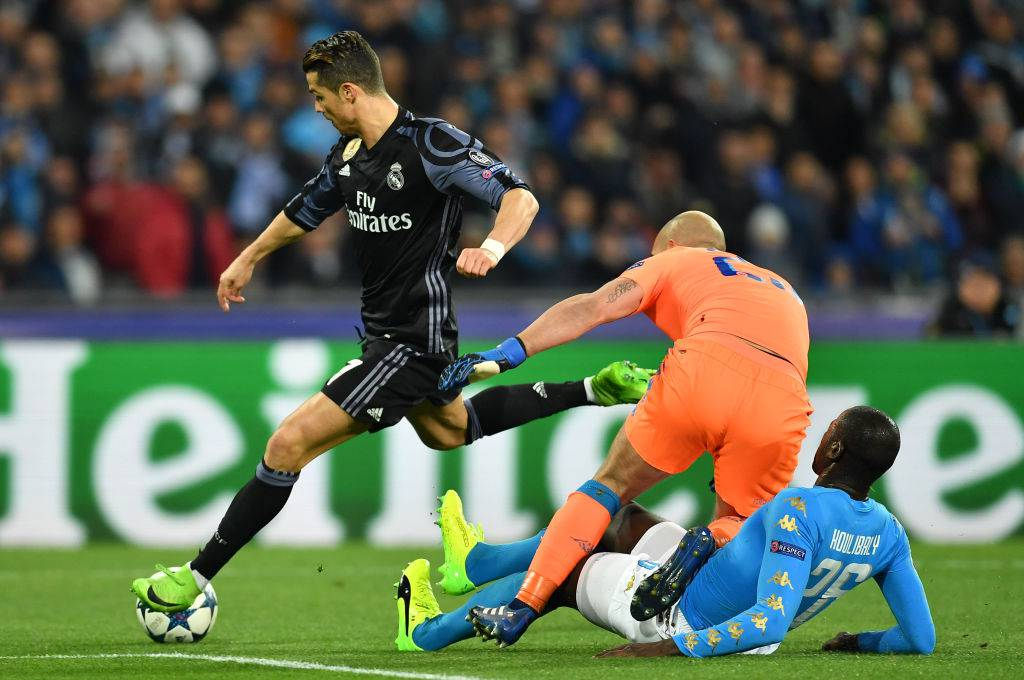 Napoli-Real Madrid 1-3, De Laurentis: