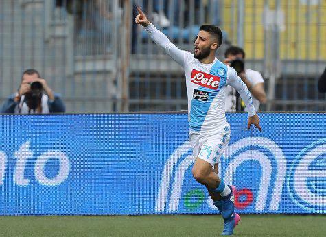 Napoli-Fiorentina 4-1: altra goleada azzurra, ma non basta per il secondo posto