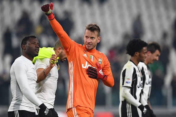 Neto in un match della Juventus ©Getty Images