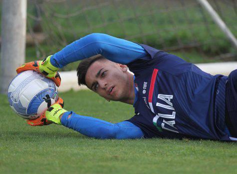 Meret: 'Juve? Ecco il mio obiettivo per la prossima stagione'