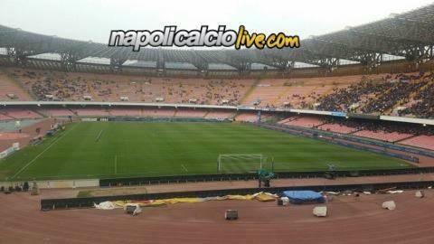 Champions League San Paolo