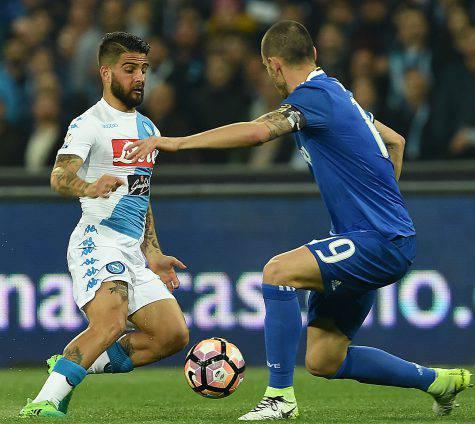 LIVE Lazio Napoli: formazioni ufficiali e cronaca diretta del match
