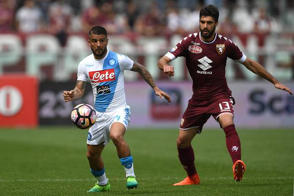 Torino-Napoli, Insigne © Getty Images