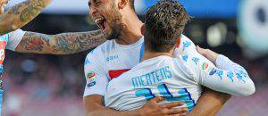 Mertens e ghoulam © Getty Images