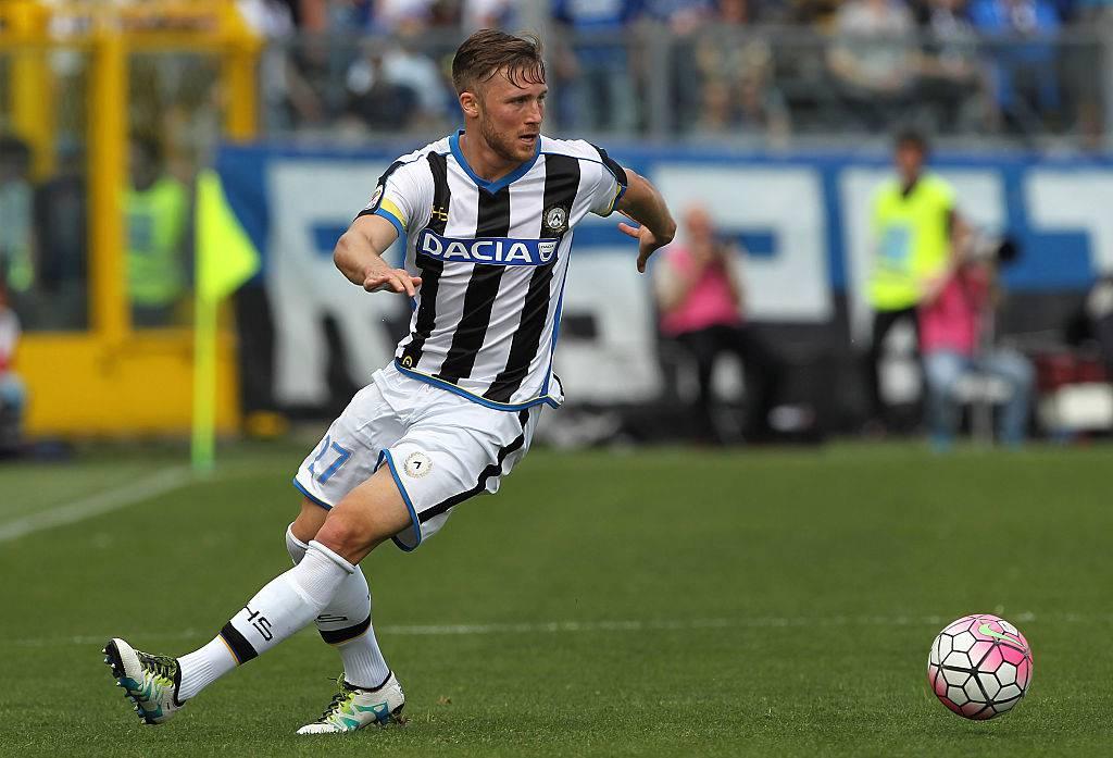 Widmer terzino Udinese