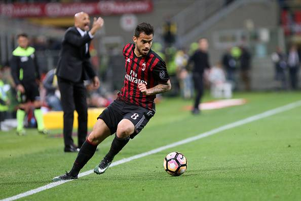 Suso © Getty Images
