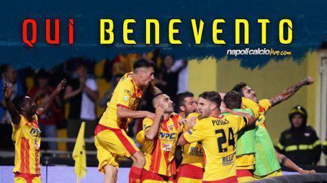Benevento battuto dal Bologna al suo esordio in A