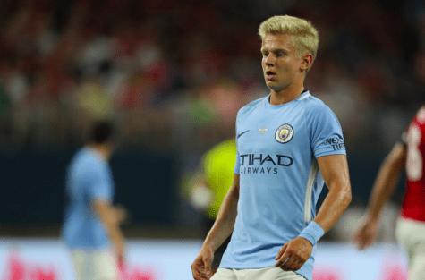 Terza Maglia Manchester City Oleksandr Zinchenko