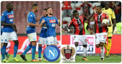 Napoli-Nizza Champions