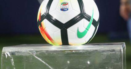 Il pallone ufficiale Nike per la Serie A 2017/2018 ©Getty