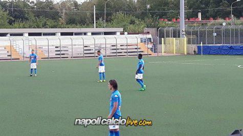 Alessio Zerbin Napoli-Genoa, Primavera