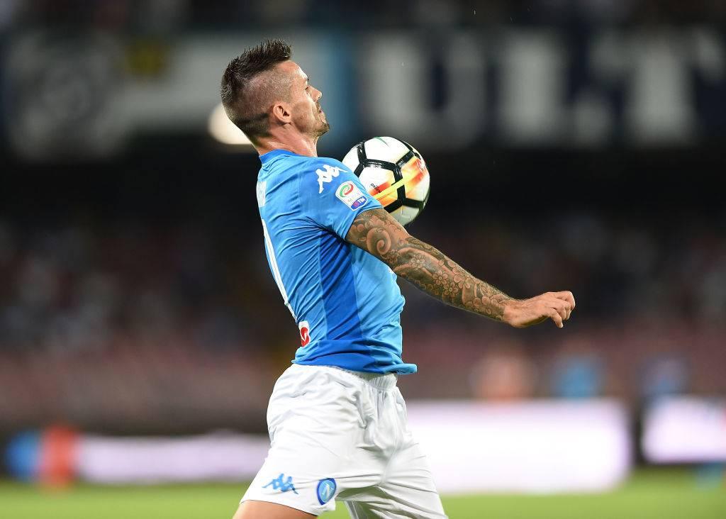 Christian Maggio, difensore Napoli