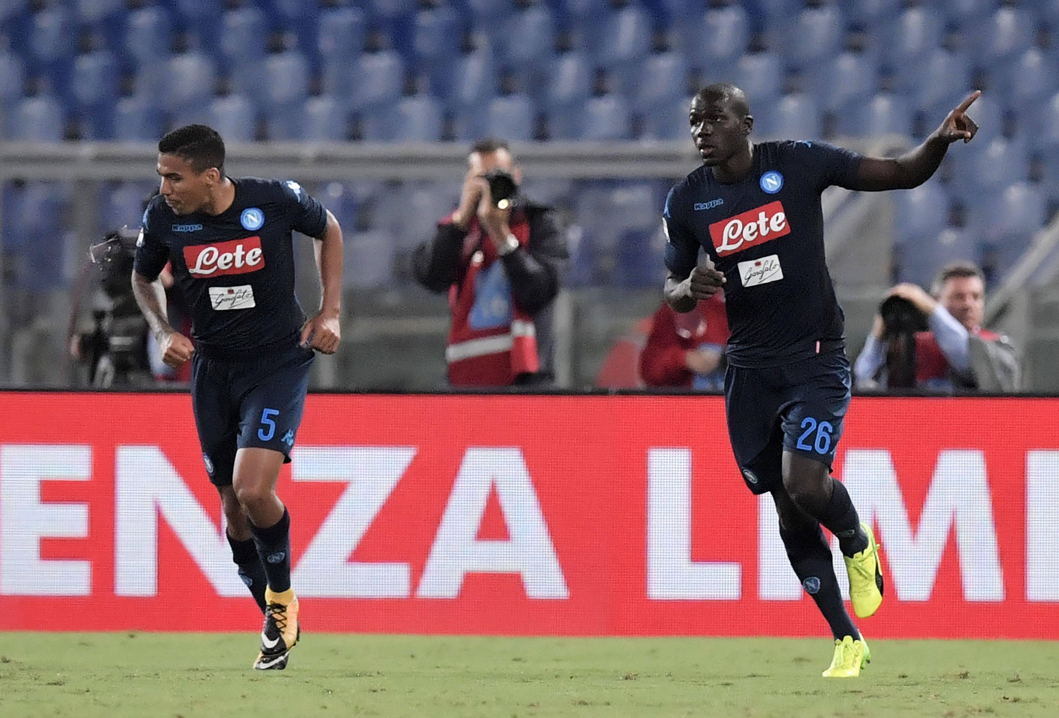 Koulibaly giocatore Napoli © Getty