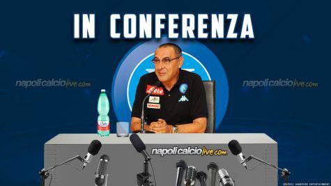 Napoli, clamoroso sfogo Sarri:
