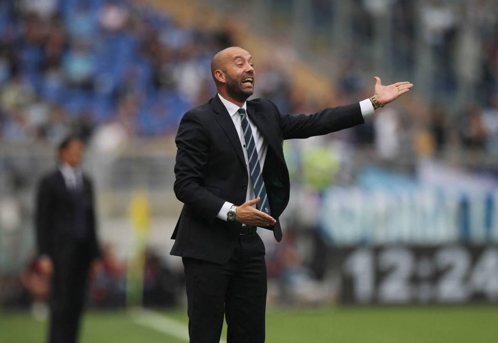 Cristian Bucchi, allenatore Sassuolo