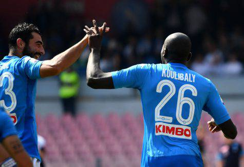 Koulibaly giocatore Napoli ©Getty