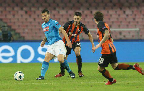 Napoli-Shakhtar © Getty Images