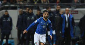 Argentina-Italia Insigne 10