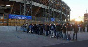 stadio San Paolo esterno