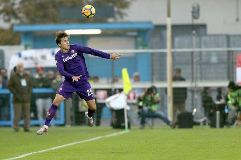Mercato Inter, Federico Chiesa ringrazia Spalletti per…