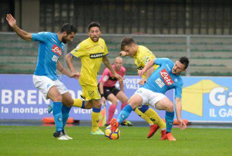 Chievo Napoli © Getty Images