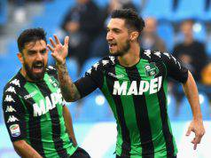 Politano Sassuolo © Getty Images