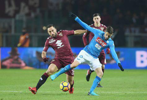 Jorginho centrocampista Napoli
