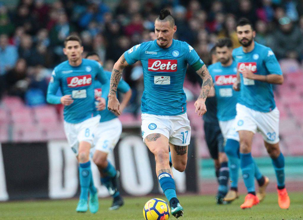Hamsik © Getty Images