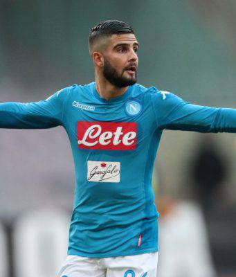 Lorenzo Insigne © Getty Images