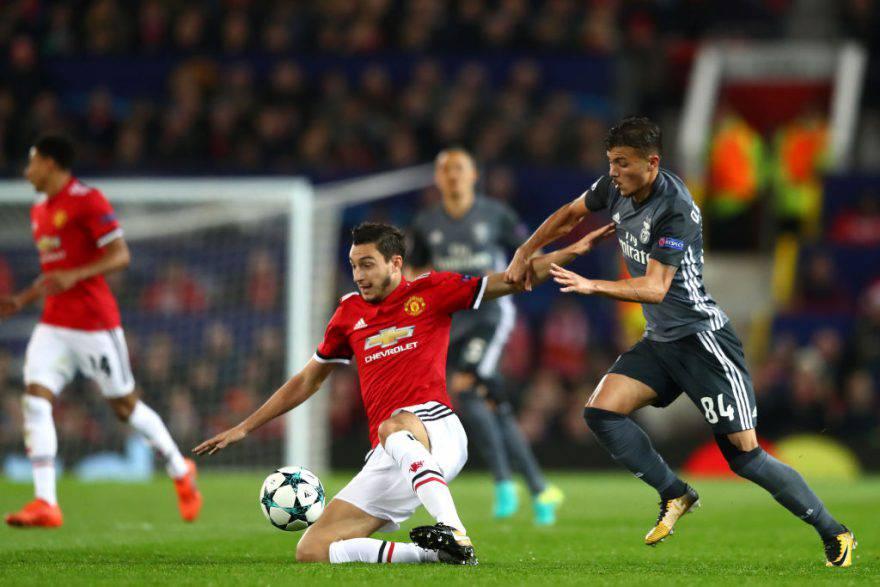Darmian difensore Manchester United