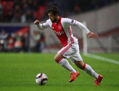 SKY - Ajax, Younes rifiuta lo Swansea: il calciatore vuole solo il Napoli!
