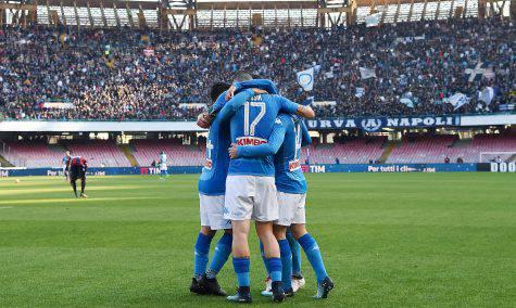 Benevento-Napoli, le probabili formazioni: ritorna Albiol, possibile rivoluzione per De Zerbi