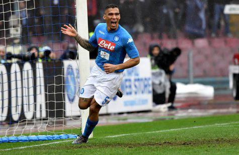 Allan centrocampista Napoli
