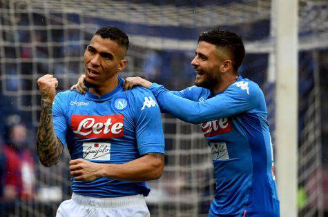 Napoli, Allan: 'Juve? E' lei che rincorre...'