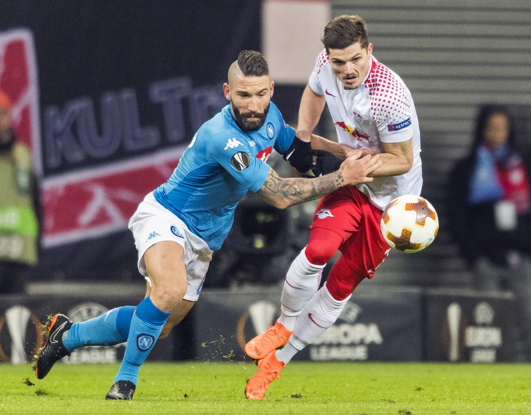Tonelli Difensore Napoli