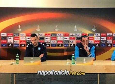 Napoli, la rinuncia all'Europa League nel bel mezzo del duello scudetto